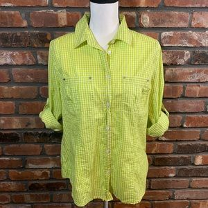 MICHAEL Michael Kors Gingham Button-down Shirt